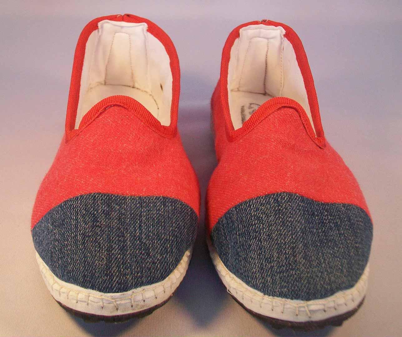 scarpez prodotti con materiale di recupero